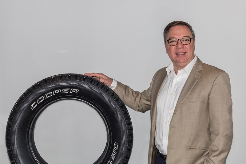 Luis Ceneviz - MD - Europe Tire Operations & MD - Latin America Tire Operations- Cooper Tire