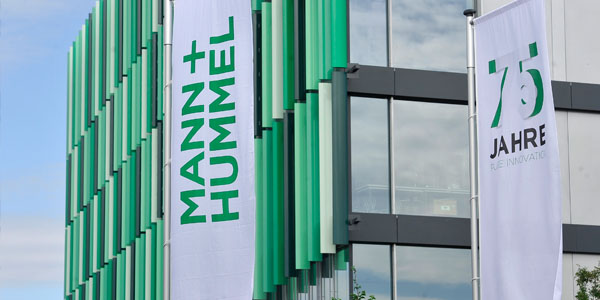 MANN+HUMMEL in Top 50 List for Number of Patents Filed in Germany