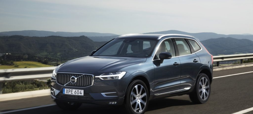 Volvo XC60 Wins Middle East Car of the Year 2018