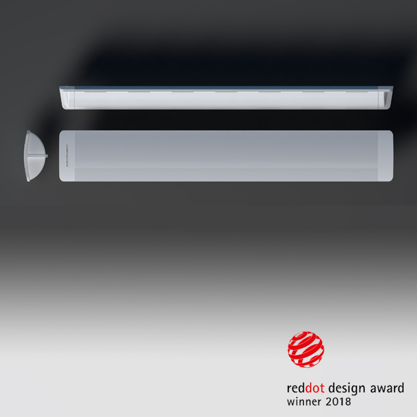 SCHOTT wins Red Dot Design Award and German Innovation Award 2018