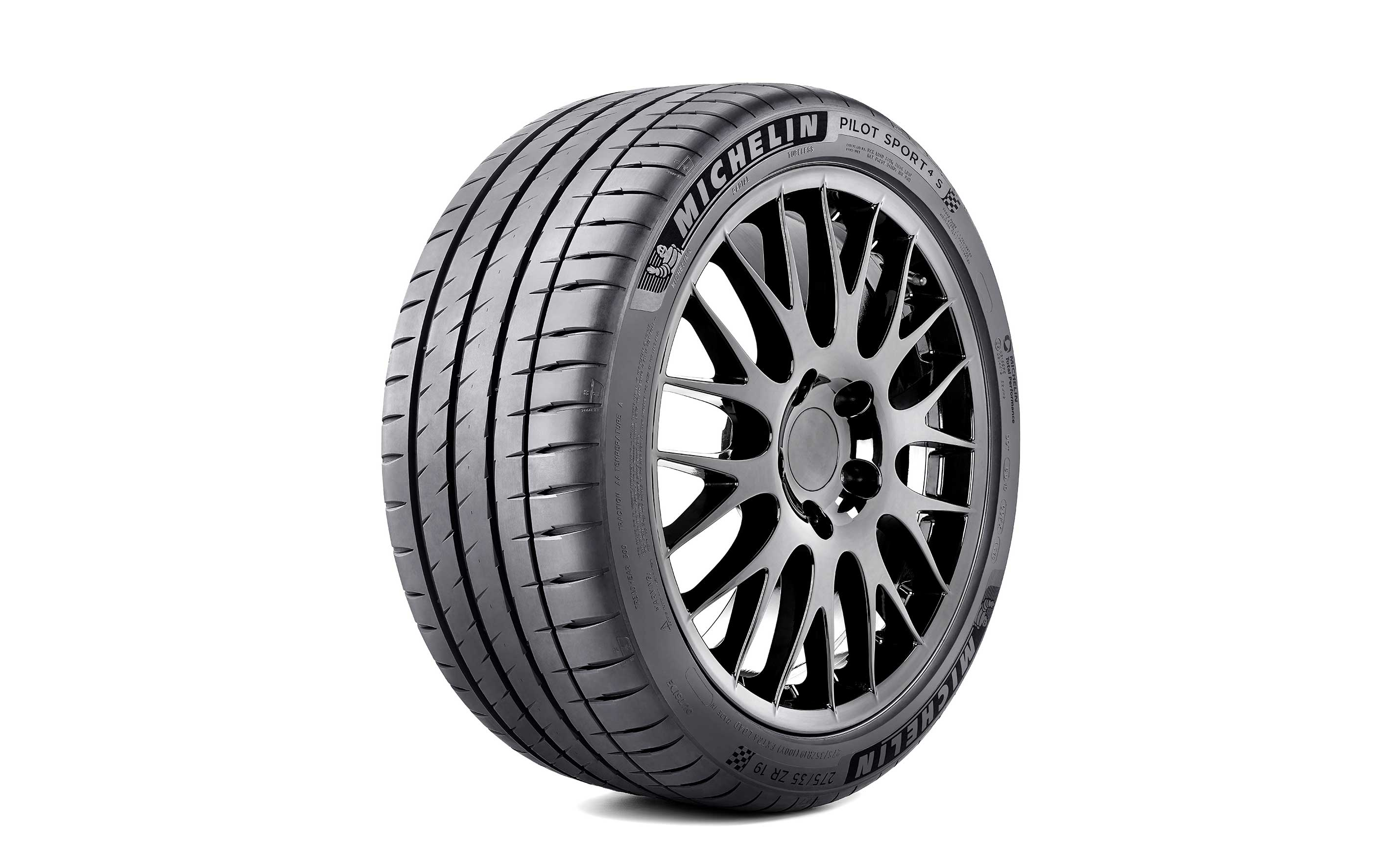 Michelin Launches New Michelin Pilot Sport 4 S