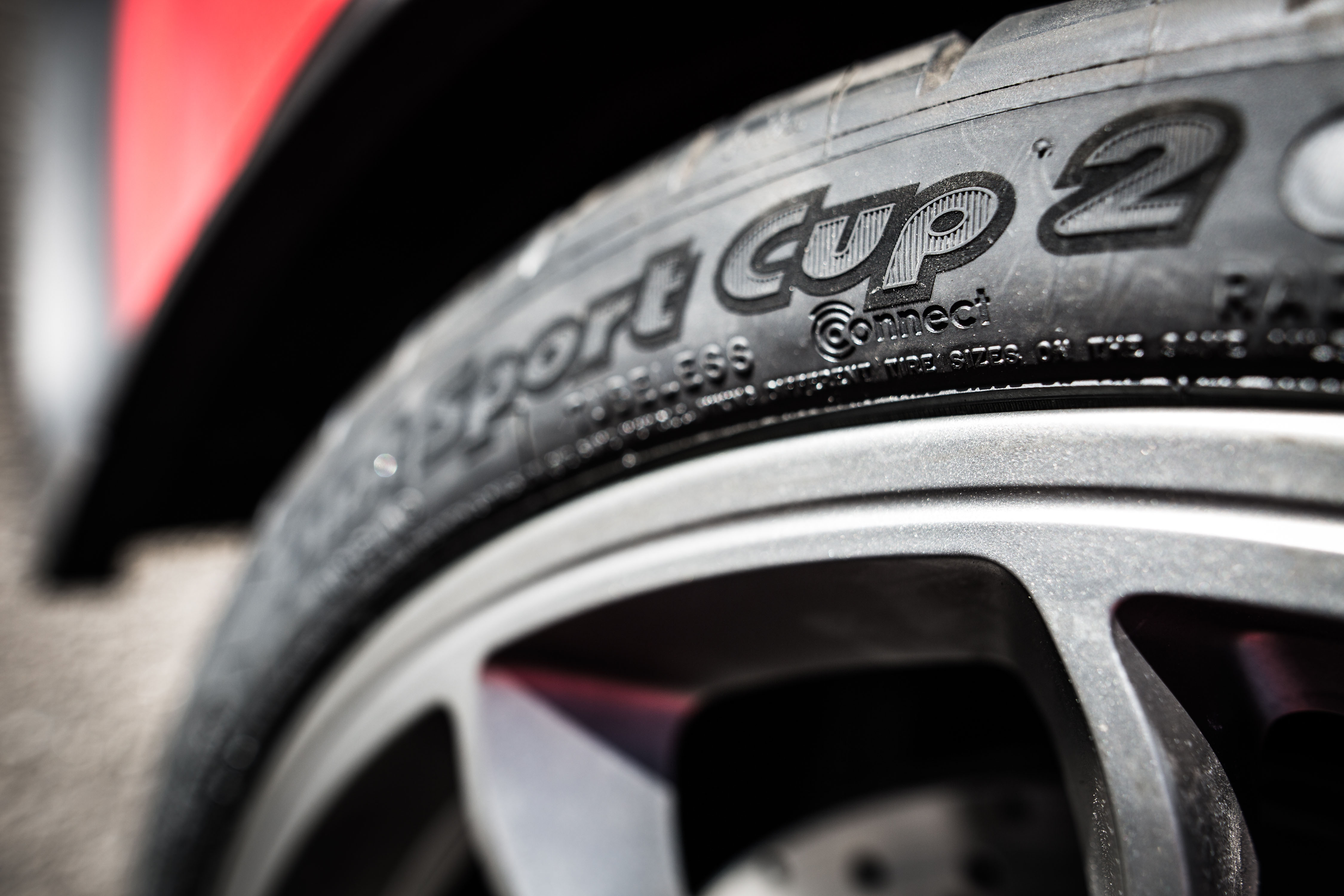 New MICHELIN Pilot Sport CUP2 CONNECT Faster, longer-lasting performance, 100% Connect Ready