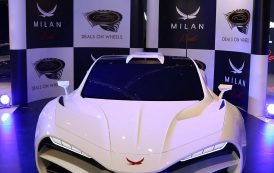 New Hypercar Launched at Deals on Wheels