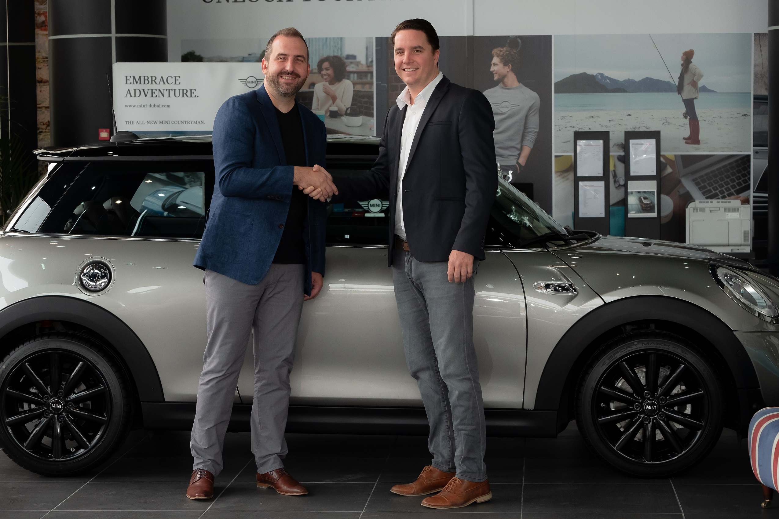 MINI Middle East to Team up with ekar to provide Carshare Customers with Premium Cars