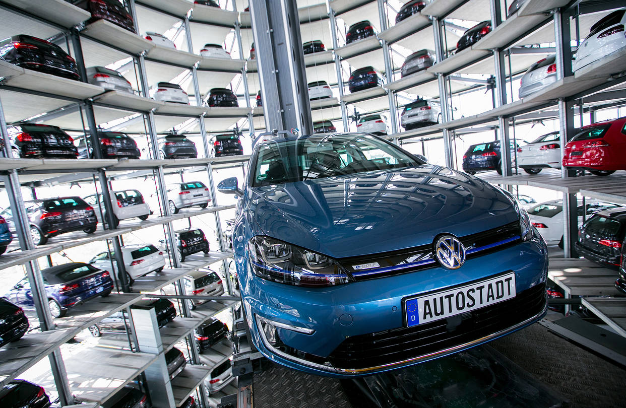VW Launches MOIA to Take on Uber