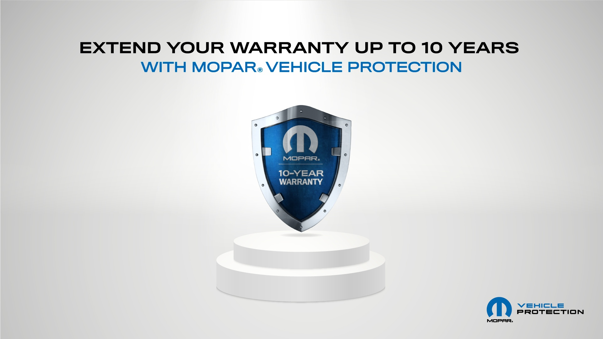 Mopar Launches Region's First 10-Year Factory-Backed Warranty for FCA Vehicle Owners