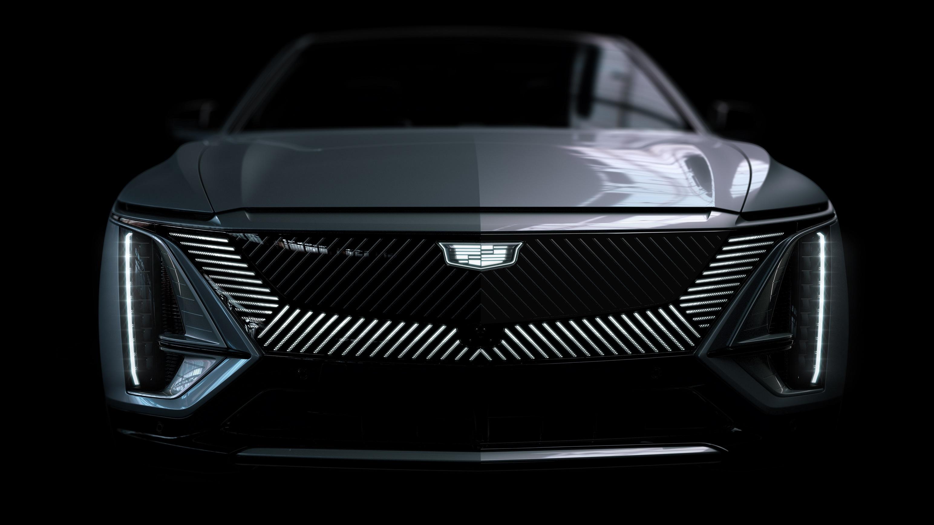 2023 Cadillac LYRIQ Debuts, Heralding an All-Electric Future