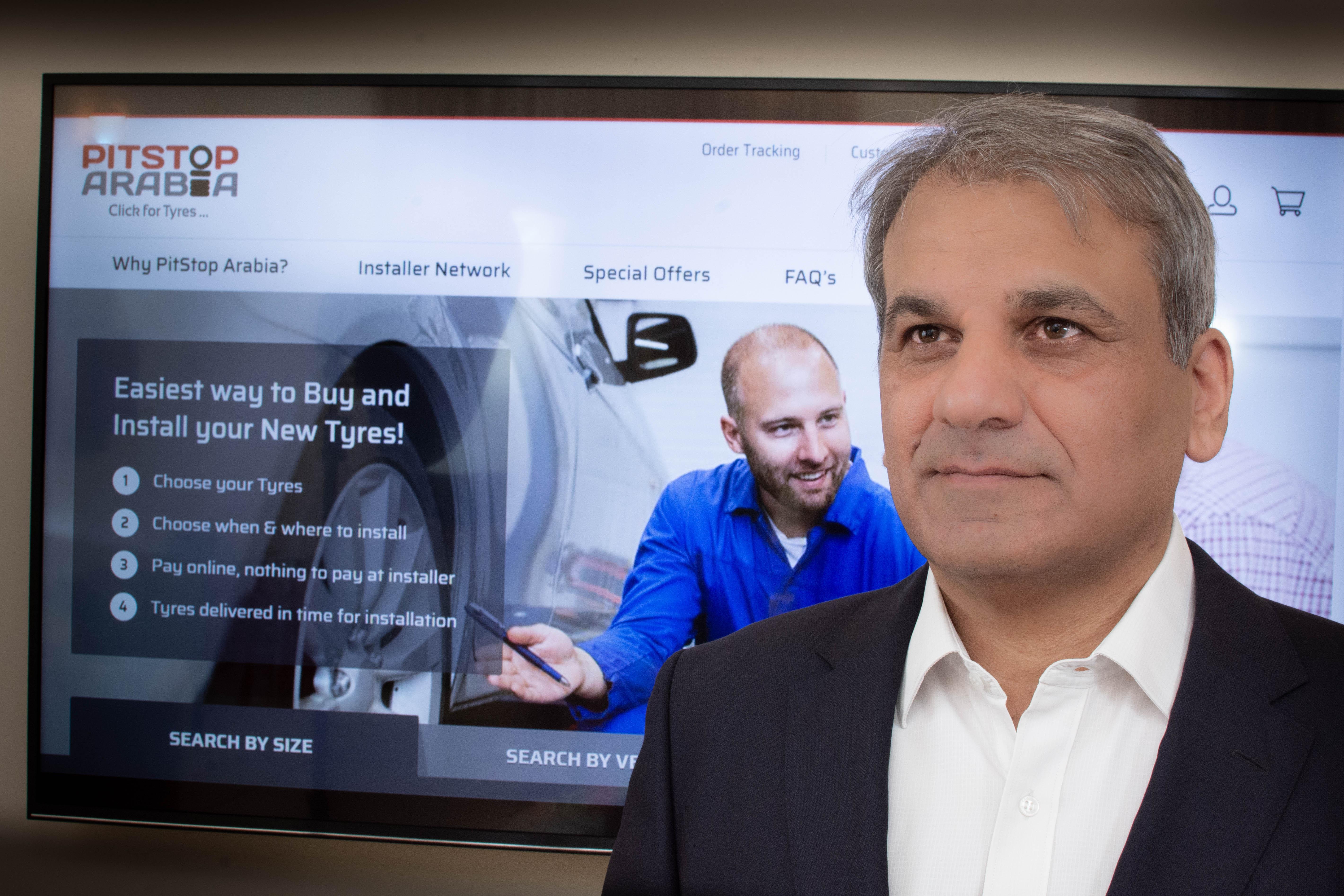 Aadil Ishfaq - Managing Director, PitStopArabia.com