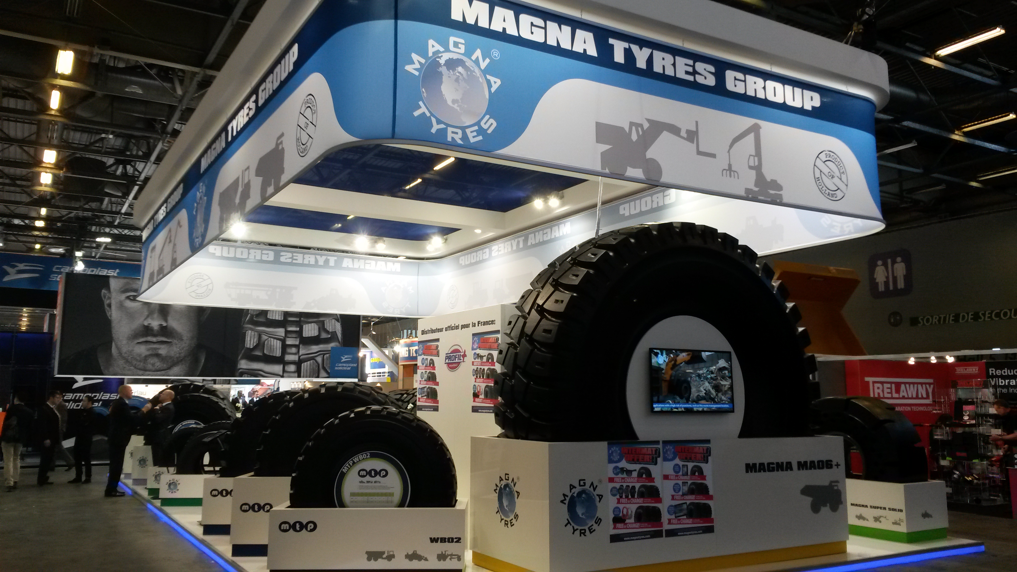 Magna Tyres Group Acquires Tire Retreader