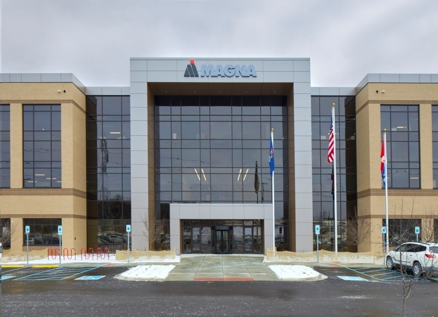 Magna International Opens New Headquarters