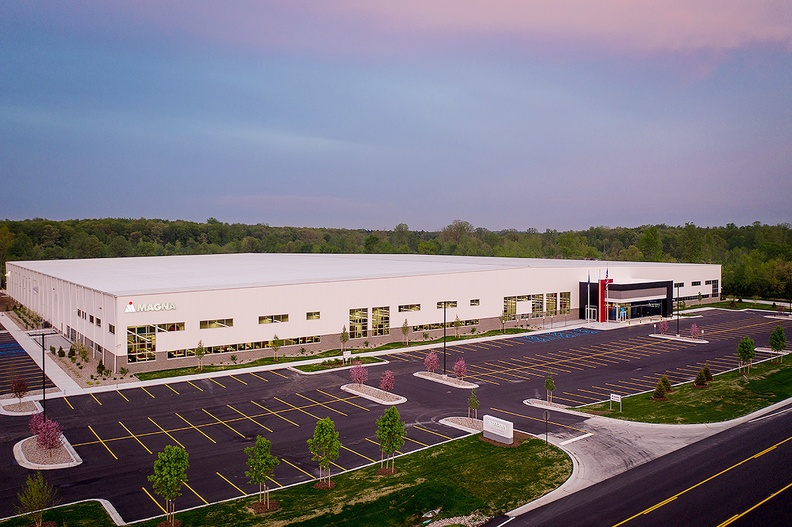 Magna Opens New Factory in Michigan