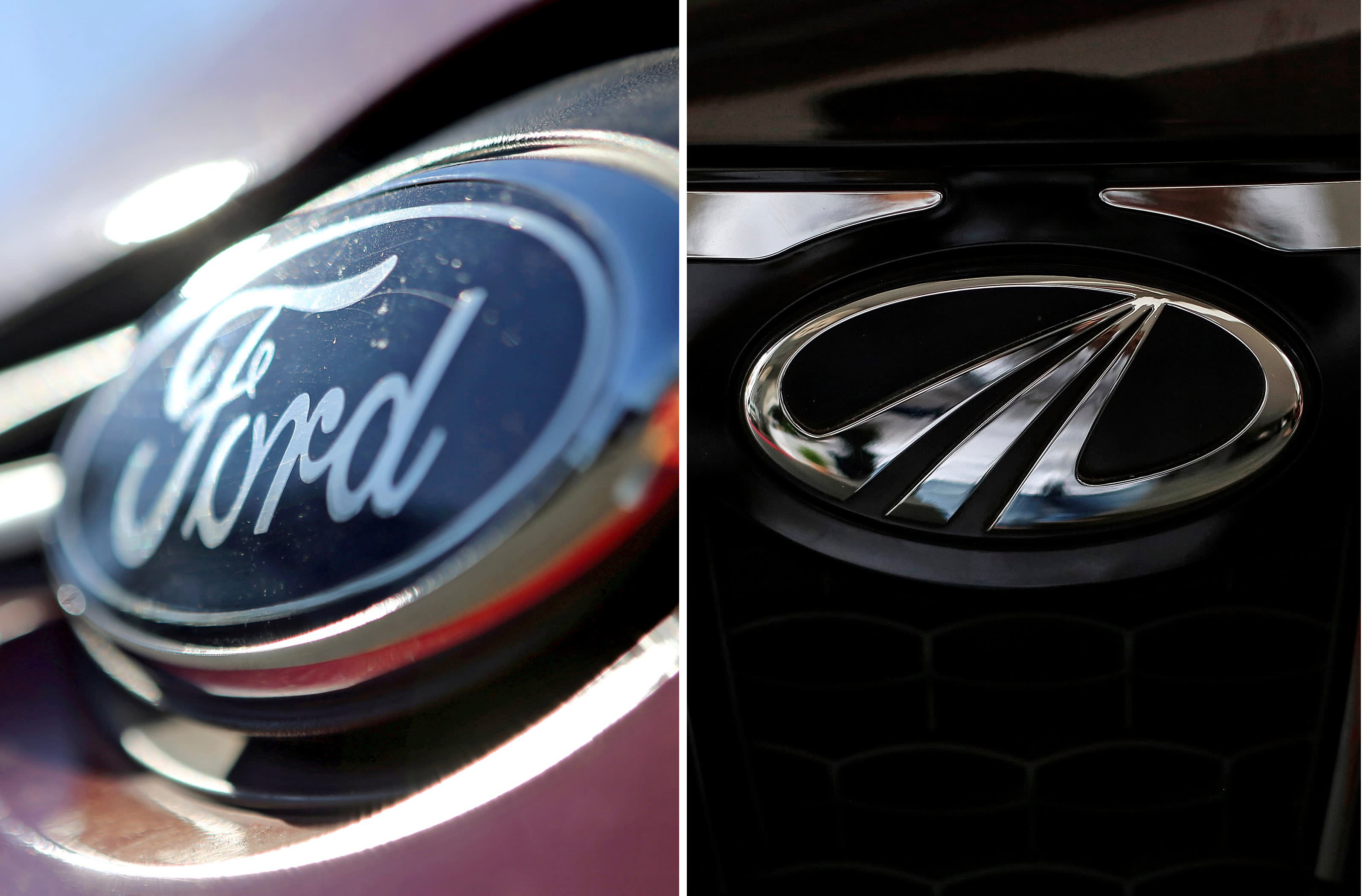 Mahindra and Ford Finalize Agreements on Powertrain Sharing and Connected Car Solutions