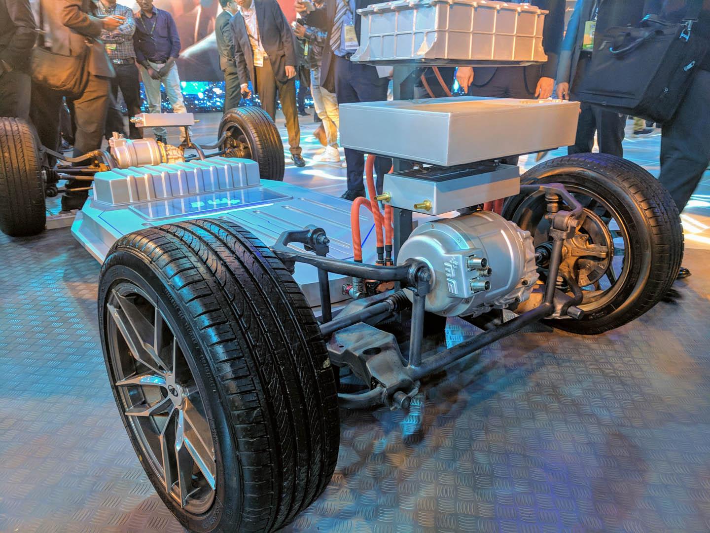 Mahindra Electric unveils MESMA platform