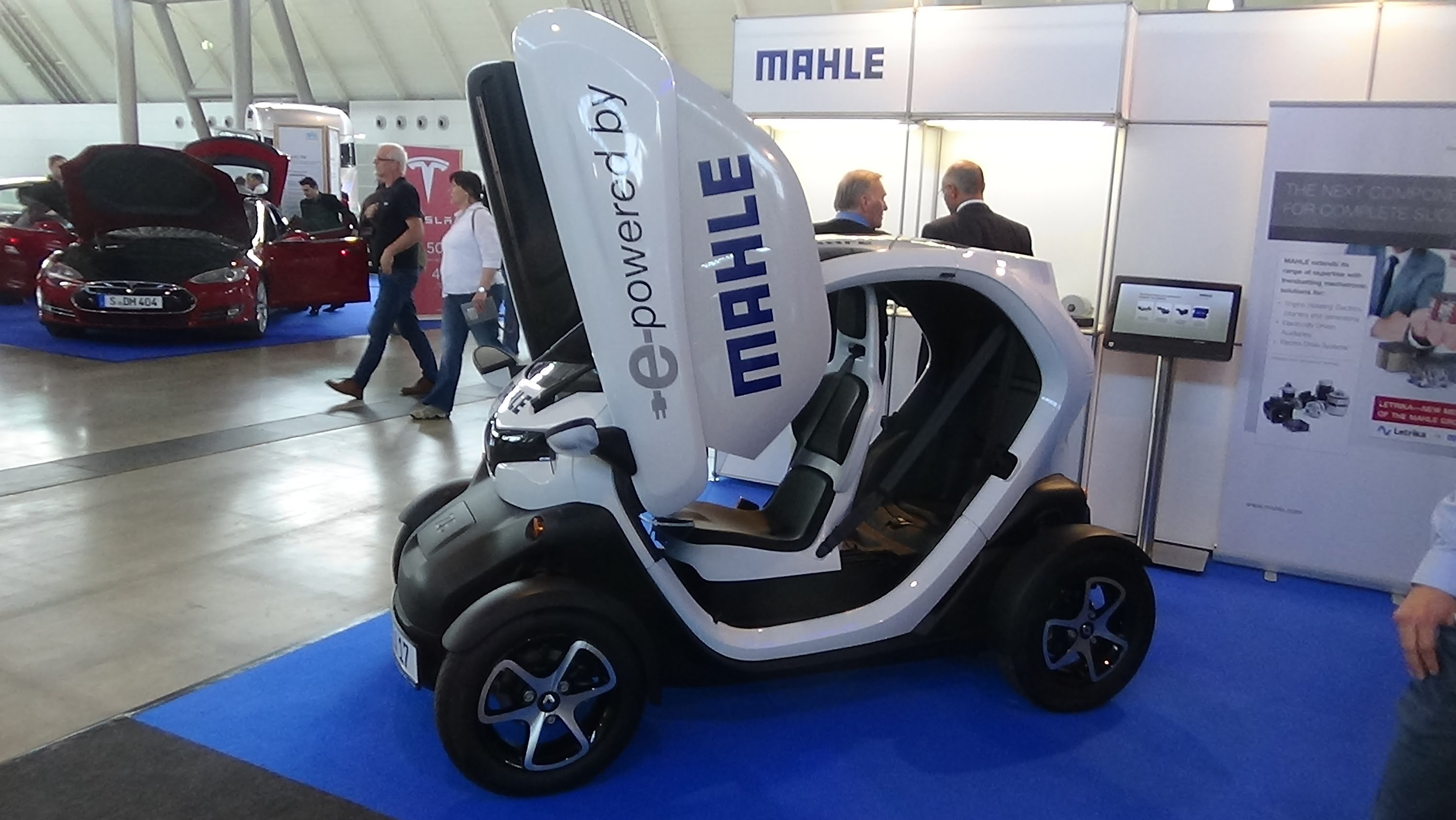 MAHLE Makes Highly Efficient Electric Motors for EVs