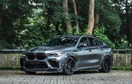 MANHART MHX6 700 WB based on BMW F96 X6 M