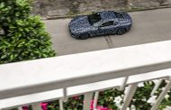 The very first glimpse of the new GranTurismo prototype