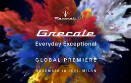 New Maserati Grecale Global Premiere
