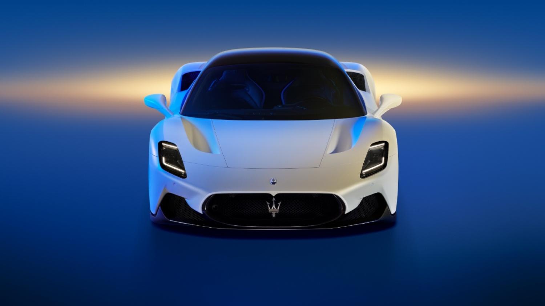 The Brand's new super sports car Maserati MC20
