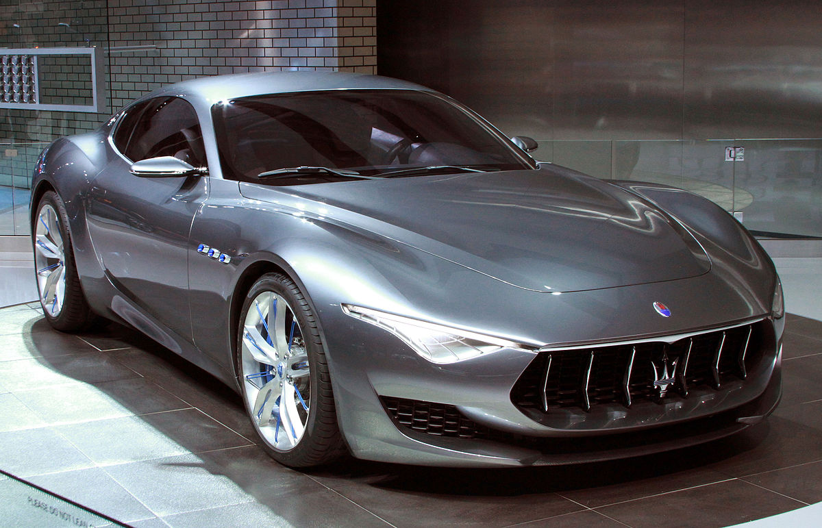 Maserati to Target Tesla with Full-Electric Alfieri