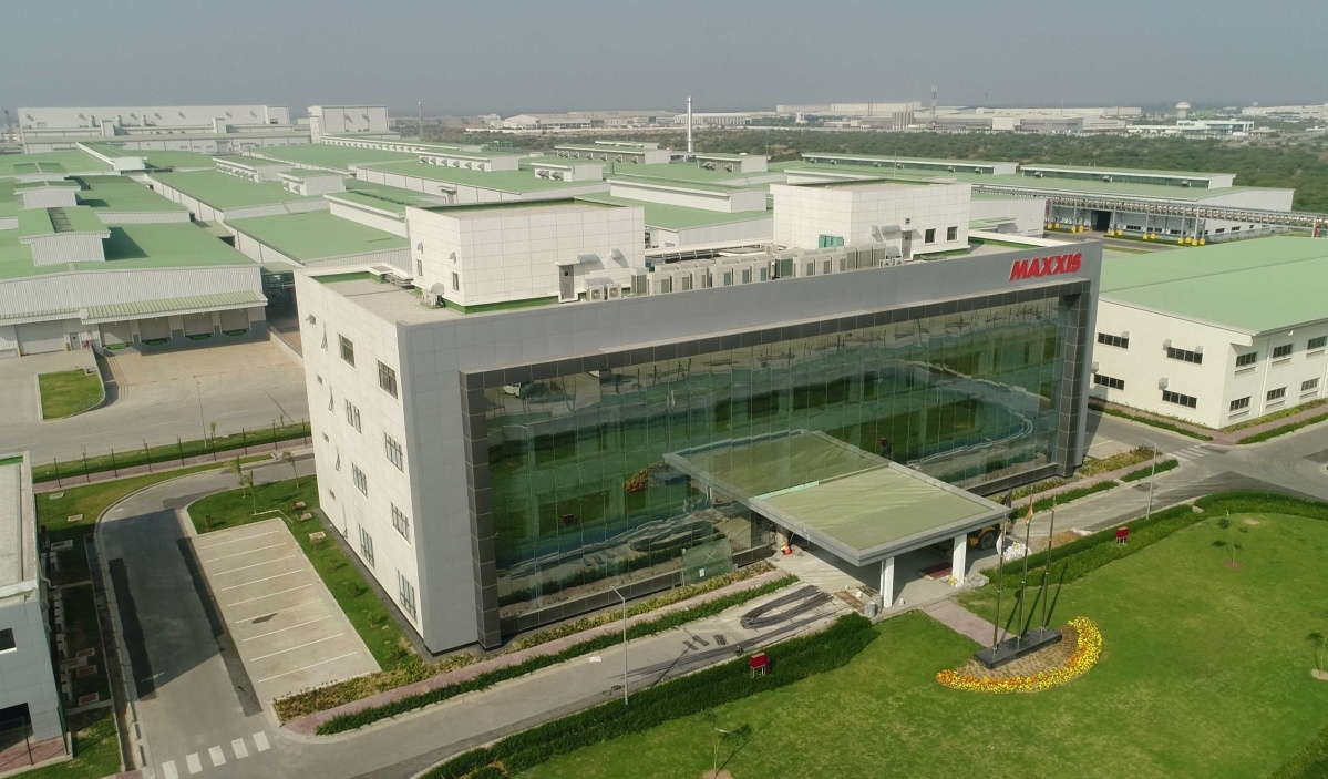 Maxxis Tyres Reveals Plans to Establish Five Factories in India