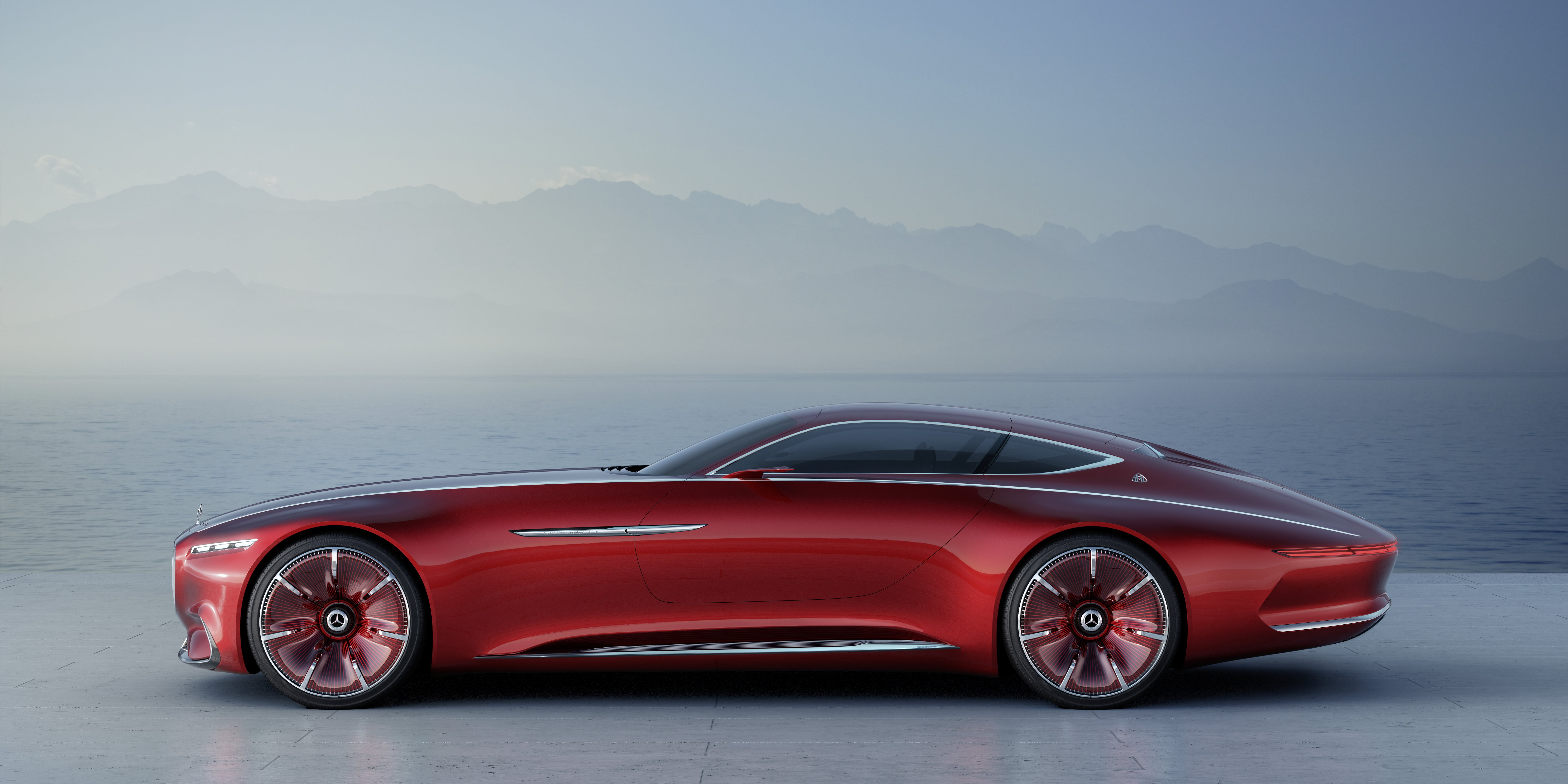 100 years on why Mercedes-Maybach is the pinnacle of luxury and creative empowerment