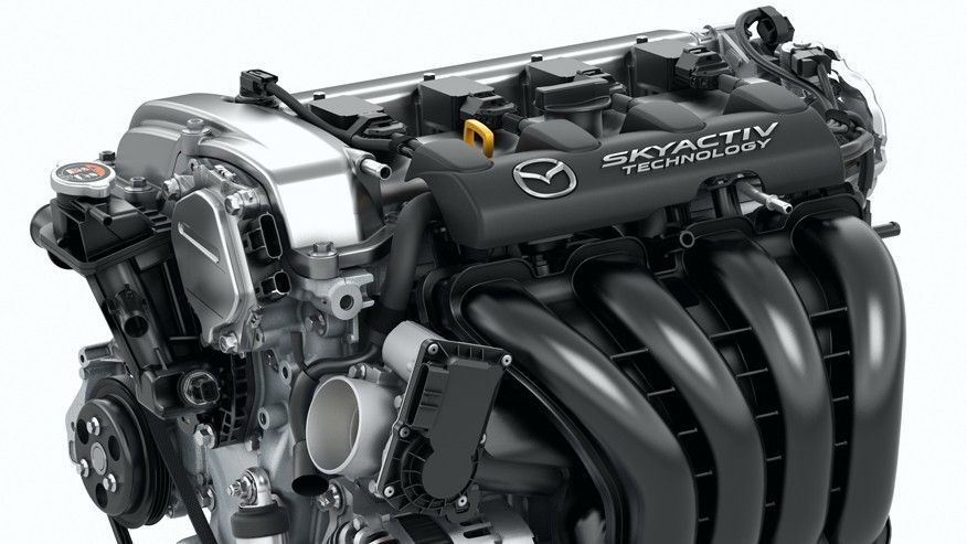 Mazda Set to Introduce Sparkless Gas Engine in 2018
