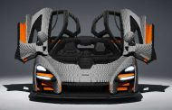 Lego Makes Life Size Replica of McLaren Senna