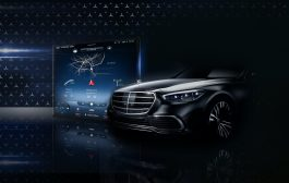Meet the S-Class DIGITAL – first insights into the new luxury saloon