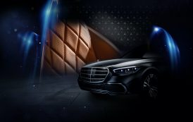 A feel-good interior: The new S-Class combines comfort, ergonomics and aesthetics