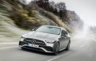 The new Mercedes-Benz C-Class Sedan