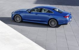 Sportier look and greater individualisation for the CLS