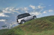 Mercedes-Benz G-Class ready for the age of e-mobility