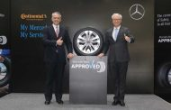 Mercedes-Benz selects Continental as 'approved' aftermarket brand in India