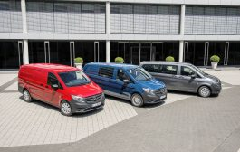 A reliable partner for 25 years the Mercedes-Benz Vito