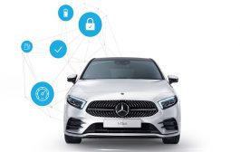 Mercedes-Benz to Allow Customers to Use Vehicle Data