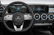 Mercedes Becomes Second Brand to Offer Motorists Chance to Buy Digital Upgrades
