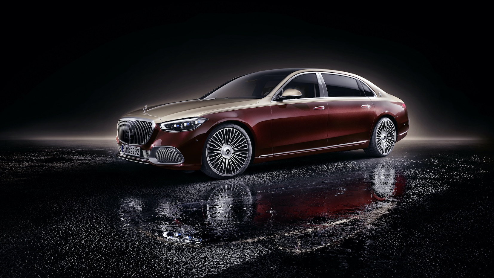 The New Mercedes Maybach S Class Tires Parts News