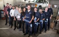 Trainee Showcases Quality of MEYLE Spare Parts with Dust and Diesel Rally