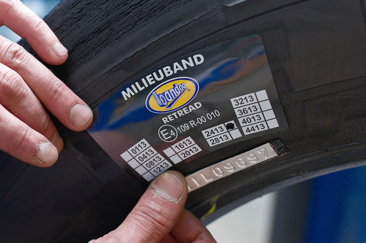 New Technologies Make ID Tags on Tires Feasible