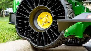 Michelin Tweel Airless Radial Tires Now Available for Utility Vehicles