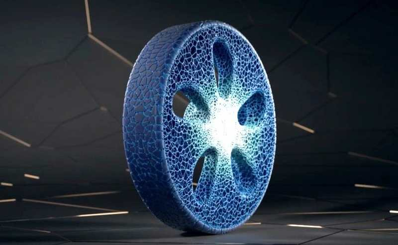 Michelin Vision concept tyre Selected as a Time '25 Best' invention