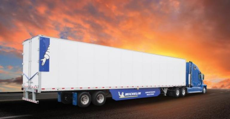 Michelin Makes New Truck Tires with Special Compounds