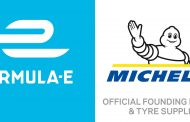 Michelin will remain supplier of Formula E until 2022