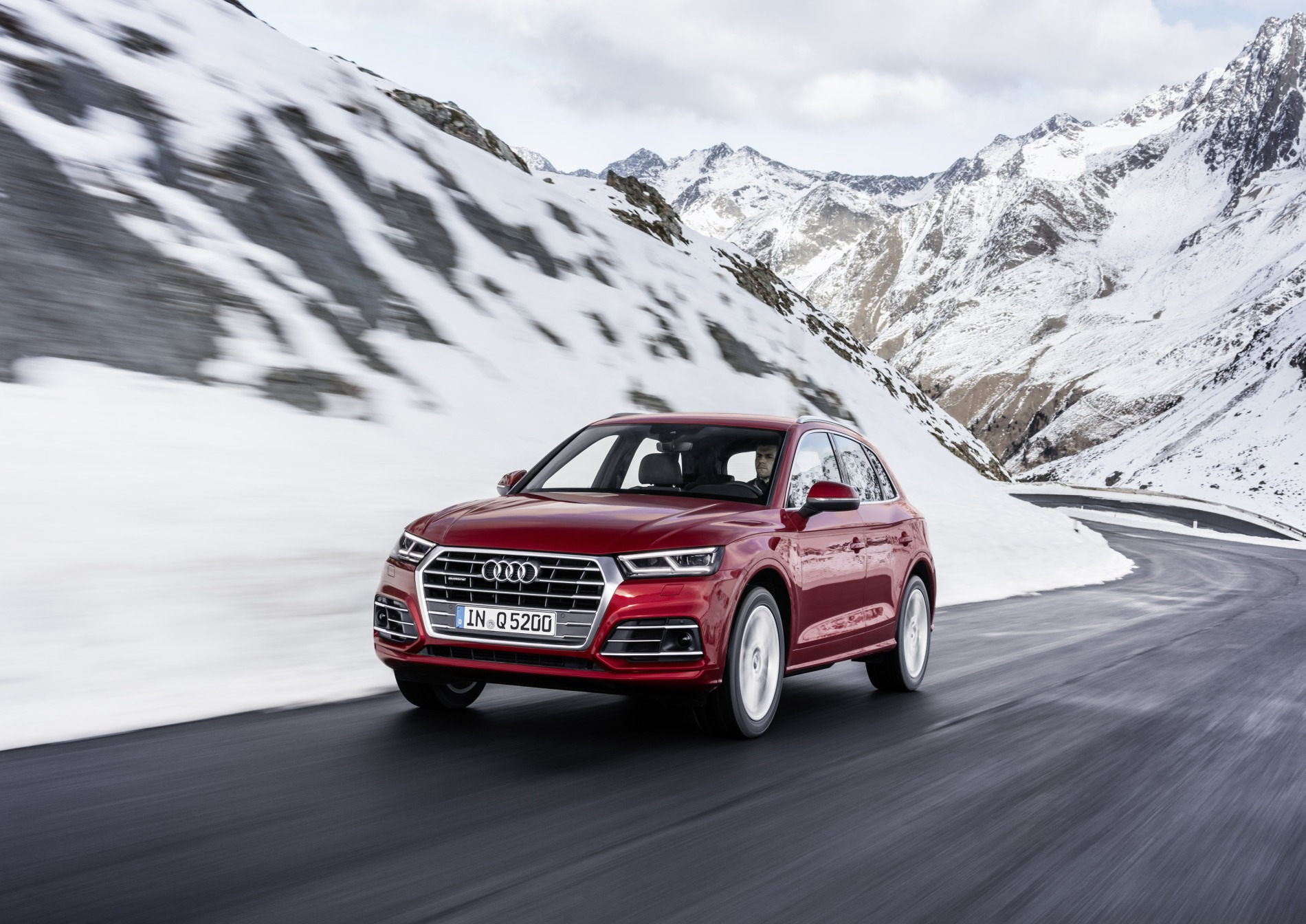 Audi Marks 8 Million Cars with Quattro Drive