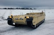 Milrem Robotics' Type-X Robotic Combat Vehicle to be Exhibited at IDEX 2021