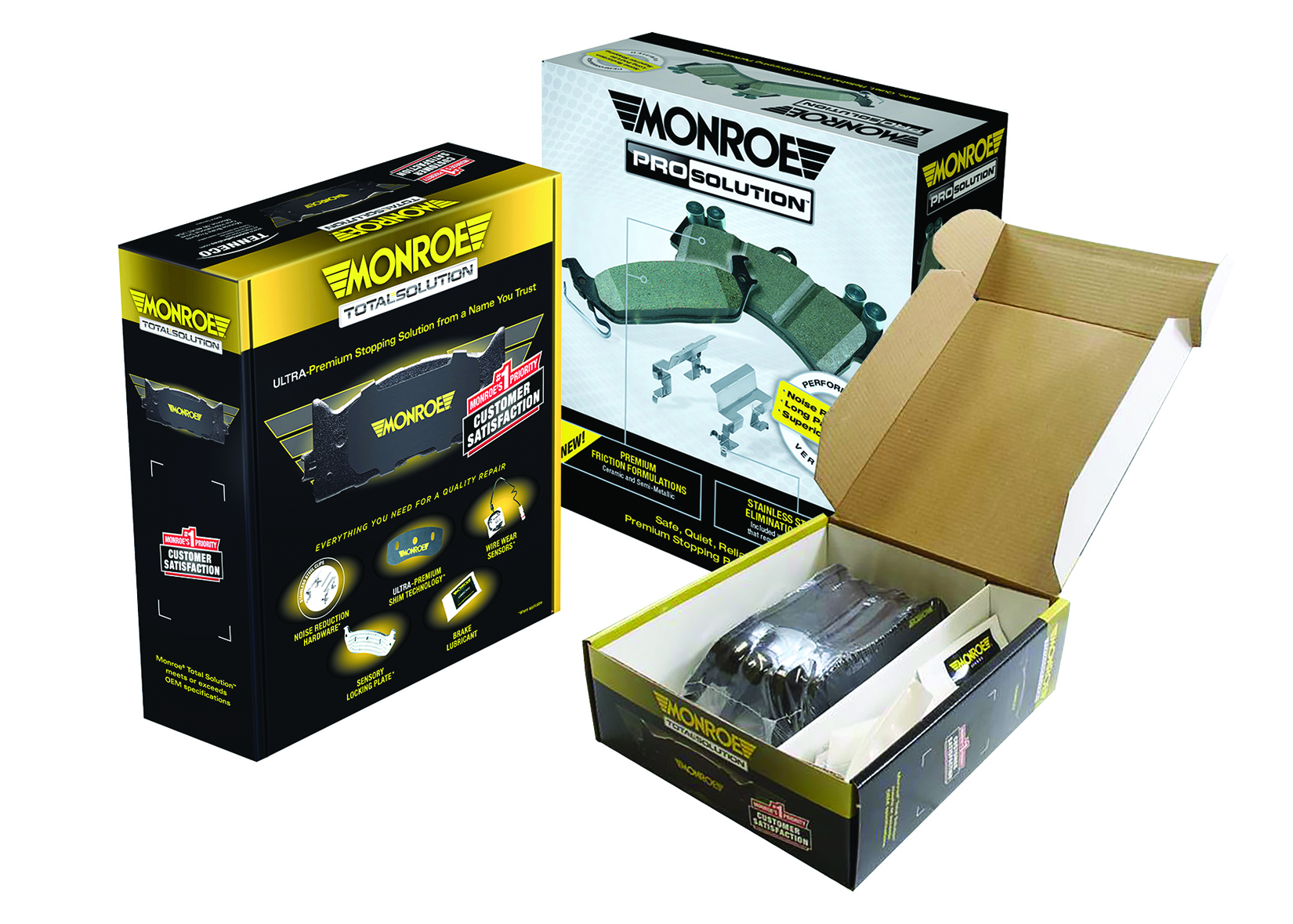 Monroe Brakes Expands Coverage to 88.3 Million vehicles in 2016