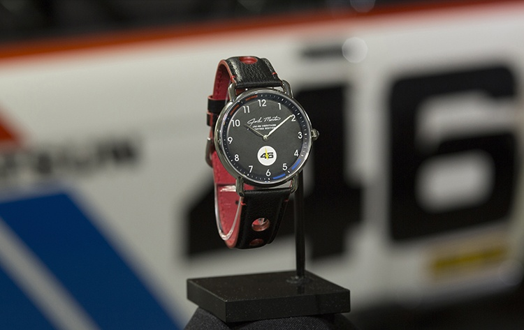 Nissan Fashions One-off Watch from Winning Race Car