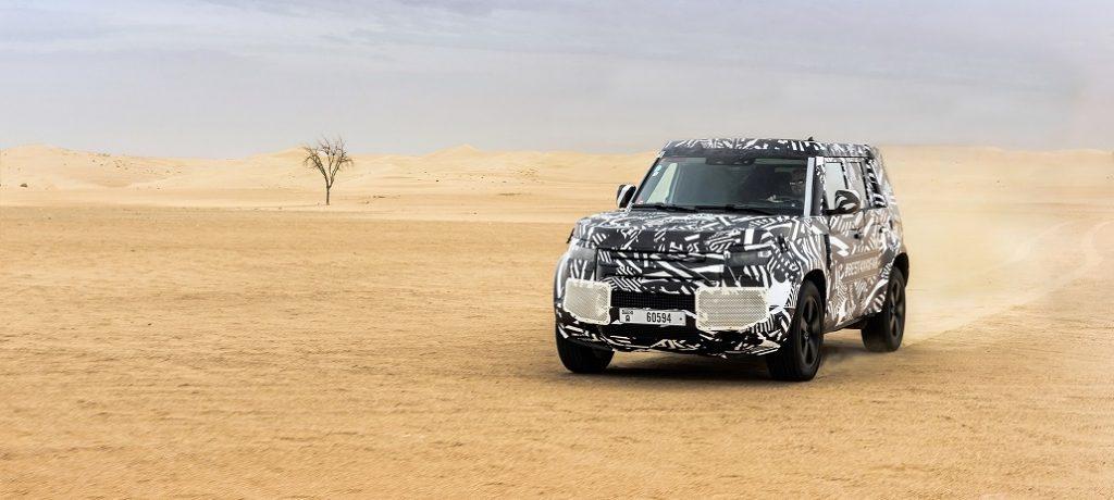 Land Rover Defender Achieves 1.2 Million Kilometer Test and Development Milestone