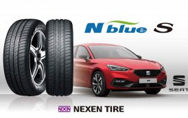 Nexen Tire Supplies Original Equipment Tires for SEAT Leon