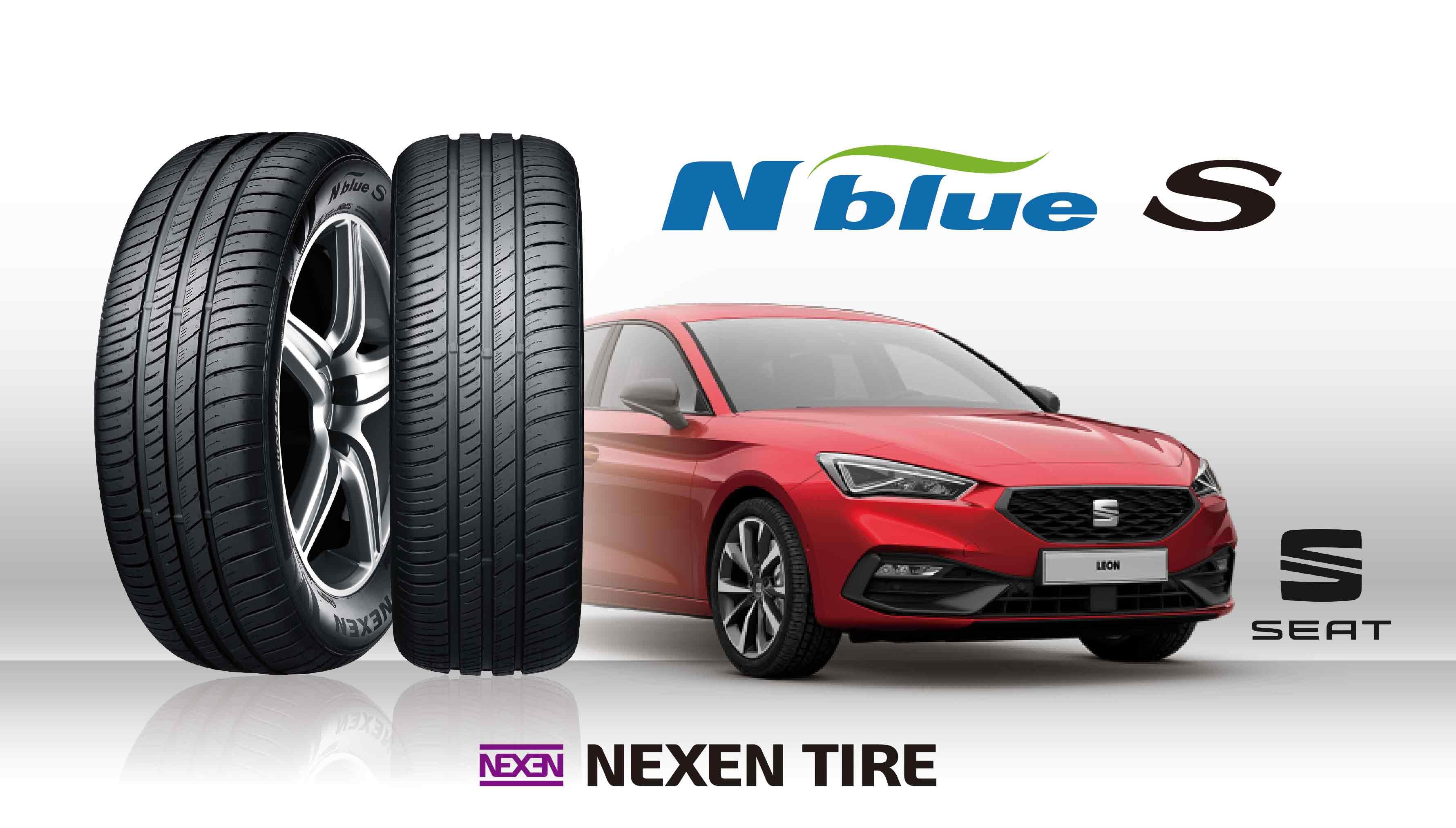 Nexen Tire Supplies Original Equipment Tires for SEAT Leon